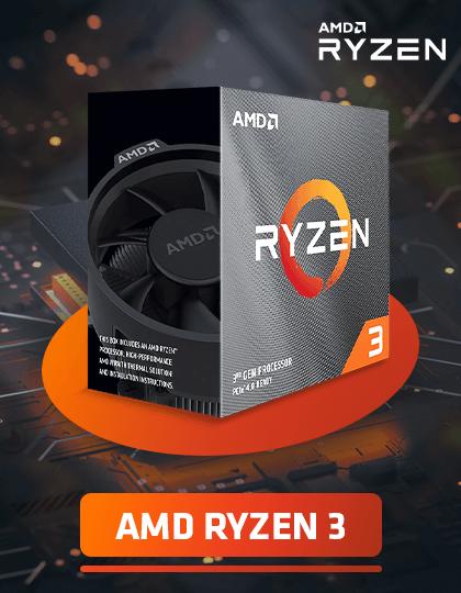 Buy Amd Ryzen 3 Processor at Best Price in India.