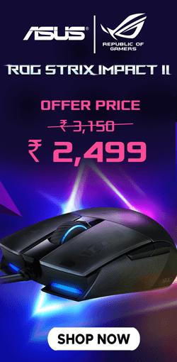 Buy Asus ROG Strix Impact II at Best Price in India