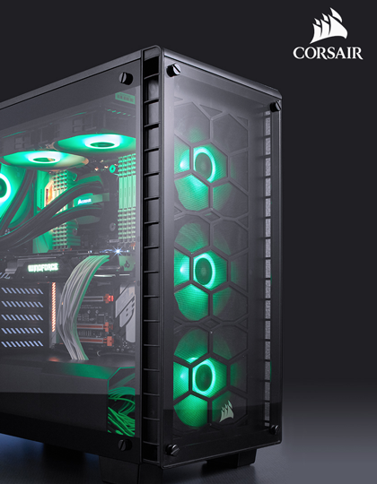Buy Corsair Cabinets at Best Price in India