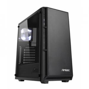 Antec P8 (ATX) Mid Tower Cabinet With Tempered Glass Side Panel (Black)