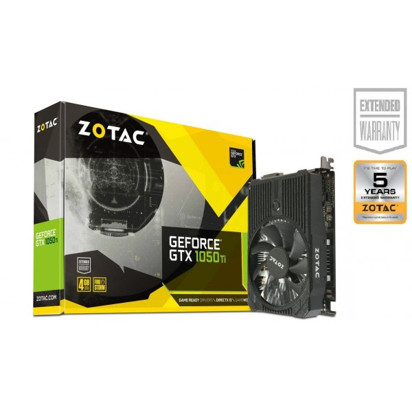 Zotac GTX 1050 TI Mini 4GB