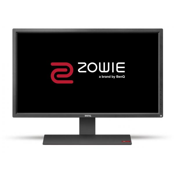 ZOWIE RL2755 - 27 Inch Gaming Monitor (Flicker Free, 1Ms Response Time, FHD TN Panel, D-Sub, DVI, HDMI, Speakers)