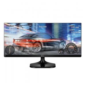 LG 25UM58 - 25 Inch 99% sRGB Gaming Monitor (4ms Response Time, UW-FHD IPS Panel, HDMI)