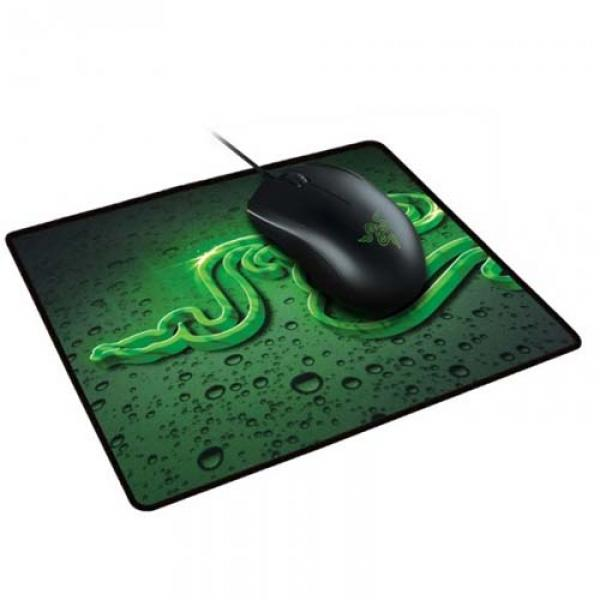 RAZER AMBIDEXTROUS GAMING MOUSE ABYSSUS 2000 AND MOUSE PAD GOLIATHUS SPEED TERRA COMBO (RZ83-02020100-B3M1)