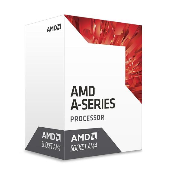 AMD A6 9500 APU Series Desktop Processor - (Radeon R5 Graphics, 2 Core, Up To 3.8 GHz, AM4 Socket, 1MB Cache)