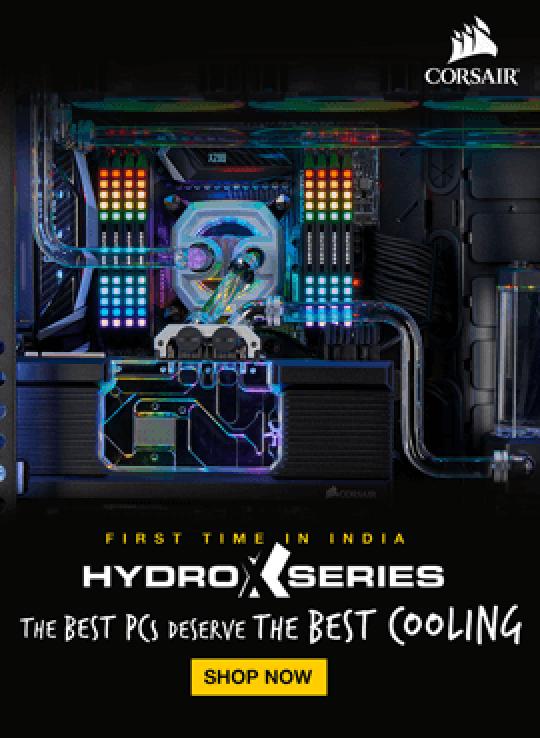 Corsair HydroX