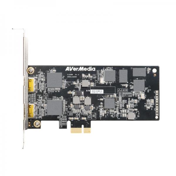 AVerMedia HDMI Dual Channel Capture Card (CL332-HN)