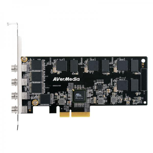 AVerMedia 4 Channel Full HD SDI Capture Card (CL334-SN)