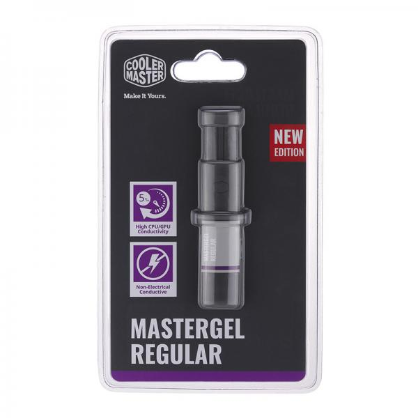 Cooler Master MasterGel Regular Cpu Cooling Thermal Paste (New Edition)
