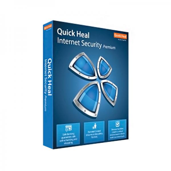 Quick Heal Antivirus Internet Security  1pc 3year
