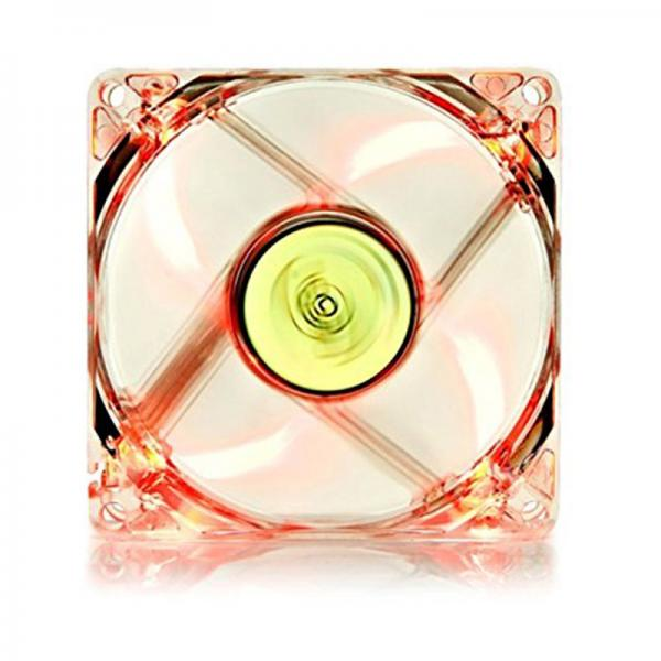 Deepcool XFAN 80L/R Red LED (Single Pack)