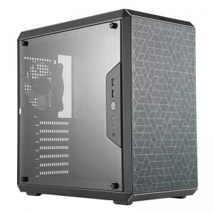 Cooler Master MasterBox Q500L (ATX) Mid Tower Cabinet With Transparent Side Panel