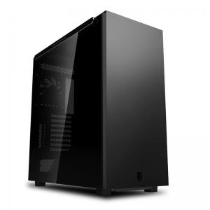 Deepcool GamerStorm Macube 550 (ATX) Mid Tower Cabinet With Tempered Glass Side Panel (Black)