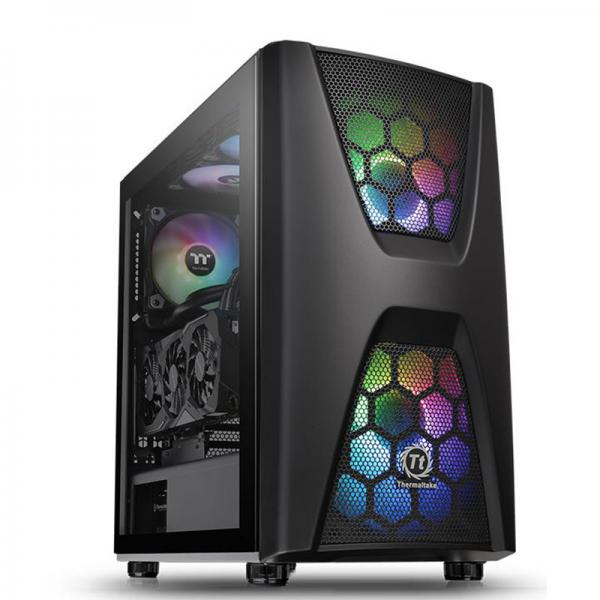 Thermaltake Commander C34 TG ARGB (Black)