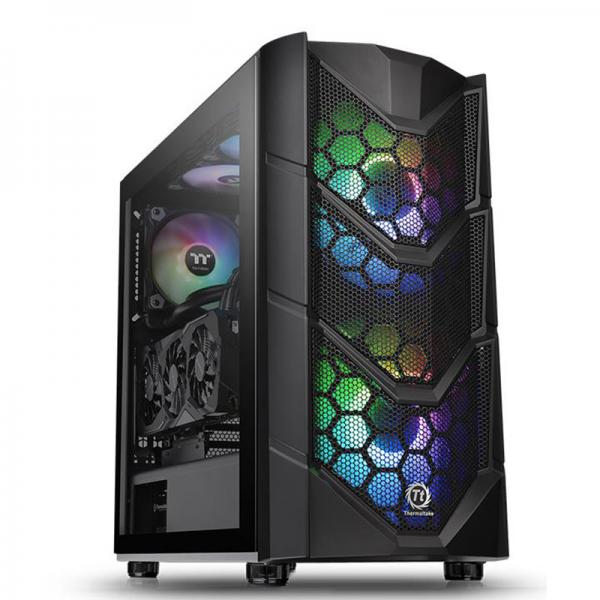 Thermaltake Commander C36 TG ARGB (Black)