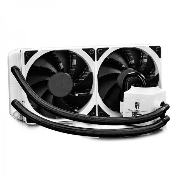Deepcool GamerStorm Captain 240 EX White RGB