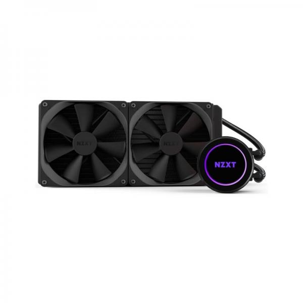 Nzxt Kraken X62 RGB All In One 280mm Cpu Liquid Cooler And CAM Compatible (RL-KRX62-02)