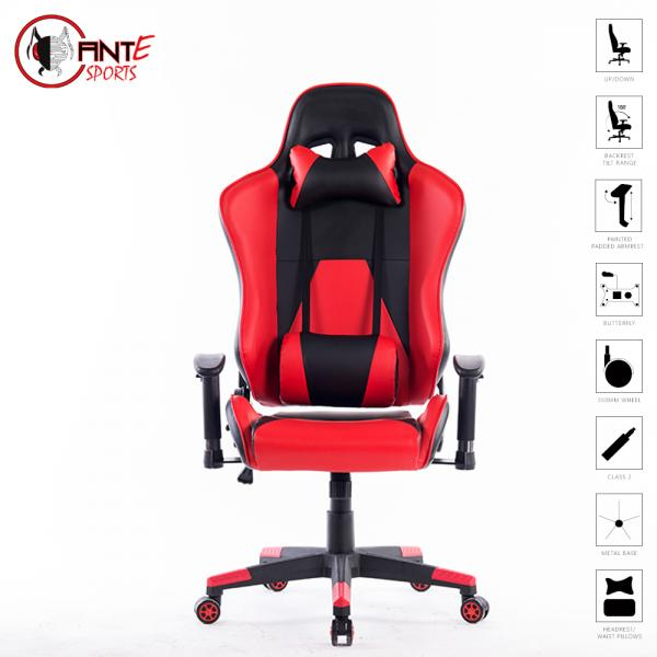 Ant-Esports 8141 (Black-Red)