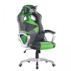 Ant Esports 8077 Gaming Chair (Black-Green)