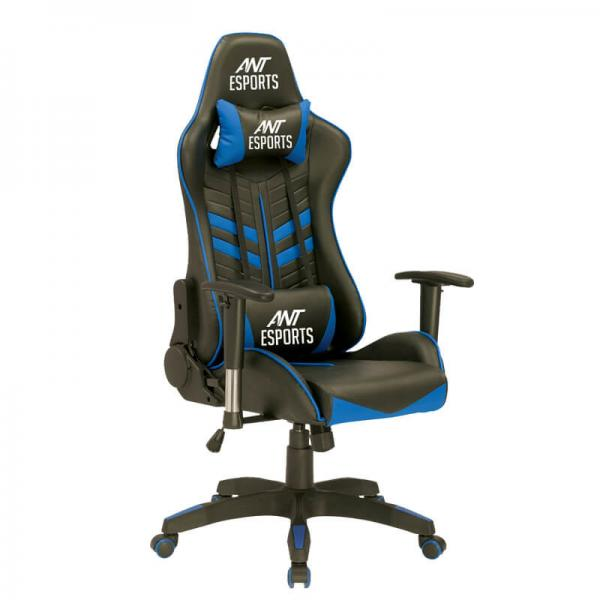 Swell Ant Esports Gamex Delta Gaming Chair Blue Black Caraccident5 Cool Chair Designs And Ideas Caraccident5Info
