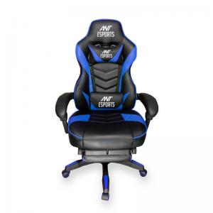 Ant Esports GameX Royale Gaming Chair (Blue-Black)