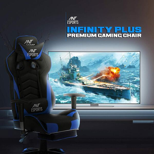 Ant Esports Infinity Plus (Blue-Black)