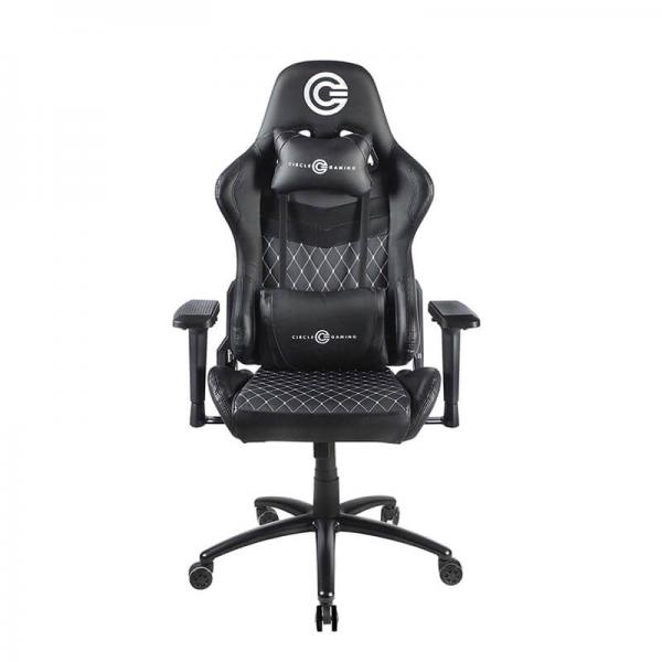 Circle CG CH77 Gaming Chair (Black)