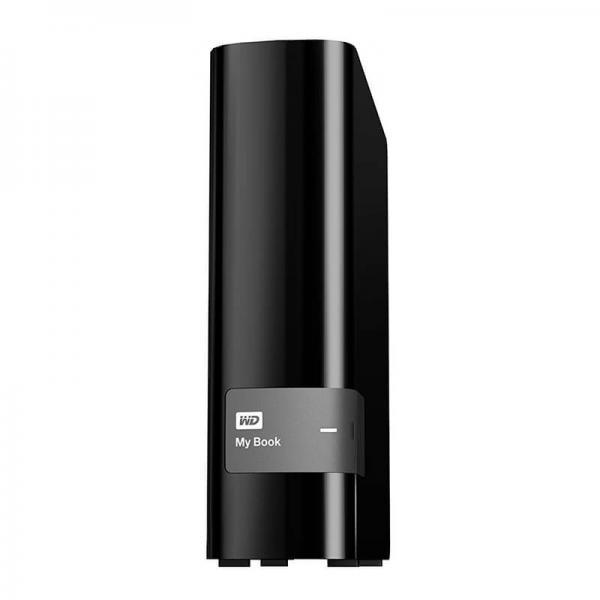 Western Digital My Book Black 4TB External Hard Drive (WDBFJK0040HBK-BESN)