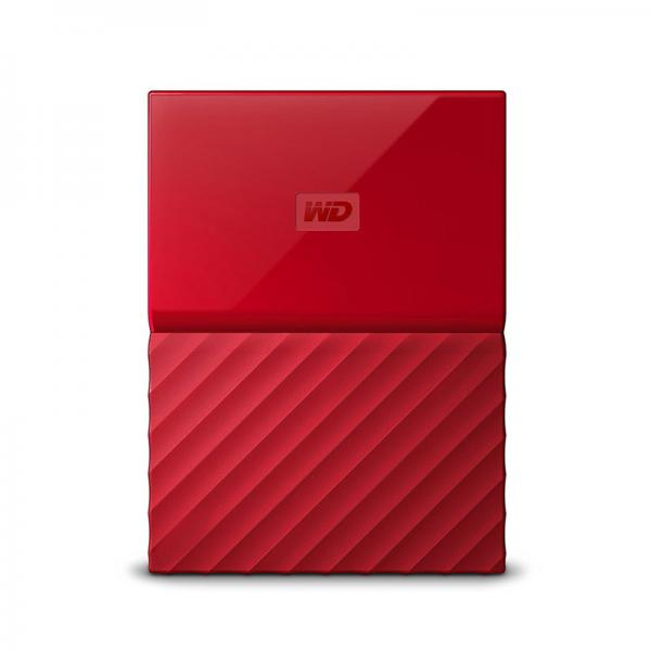 Buy western digital my passport red 1tb at Best Price in India www.mdcomputers.in