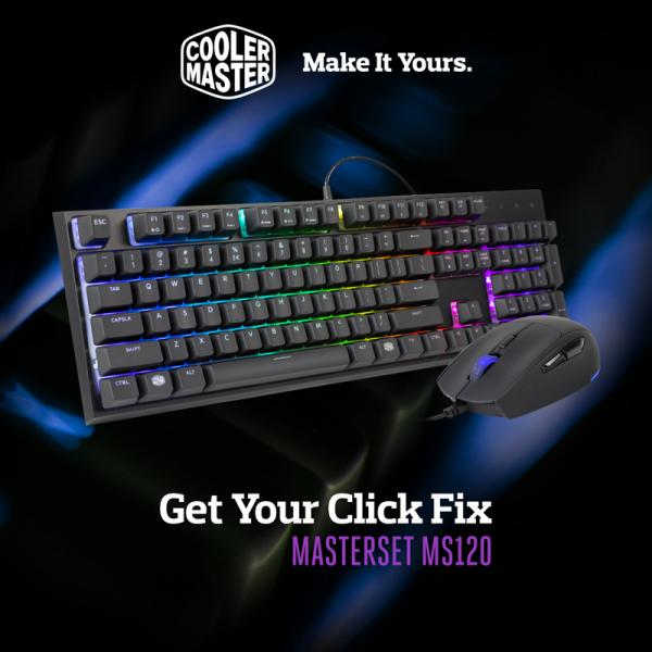 Buy Cooler Master MASTERSET MS120 at Best Price in India www.mdcomputers.in 4e88928b928f1