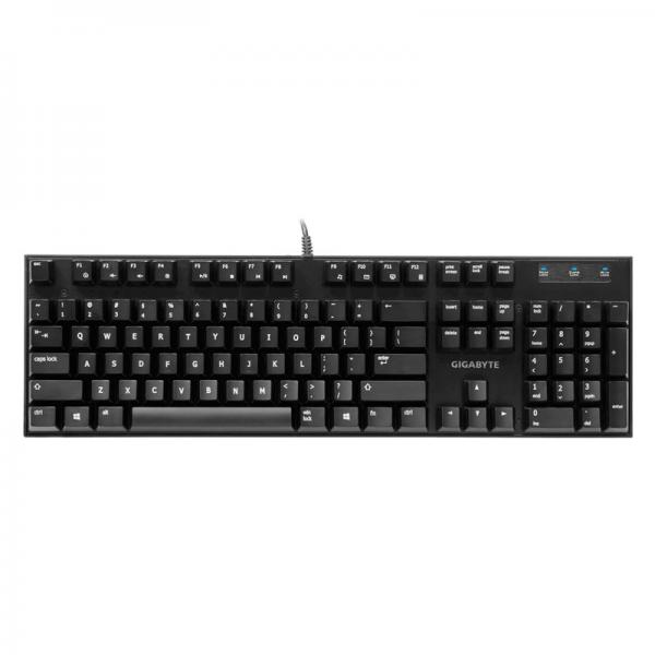 Gigabyte Force K83 Cherry MX Blue Switches