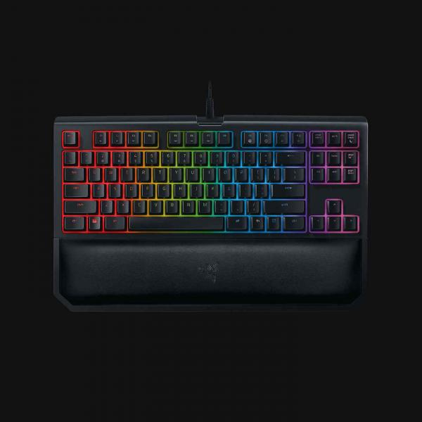 Razer BLACKWIDOW TOURNAMENT CHROMA V2 (Green Switch)