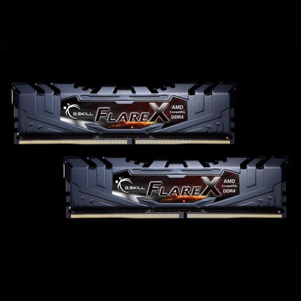 G Skill F4-3200C16D-16GFX Desktop Ram Flare X series 16GB (8GBx2) DDR4  3200MHz