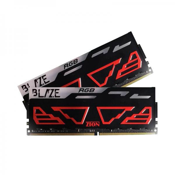 ZION Blaze Series RGB Desktop Ram 16GB (8GBx2) DDR4 3600MHz