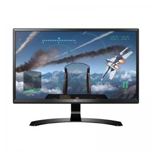 LG 24UD58 24 Inch Gaming Monitor (Amd FreeSync, 5ms Response Time, 4K UHD IPS Panel, HDMI, DisplayPort)