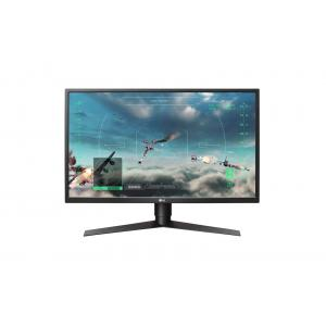LG 27GK750F-B - 27 Inch Gaming Monitor (Amd Freesync, 1ms Response Time, 240 Hz Refresh Rate, FHD TN Panel, HDMI, DisplayPort)