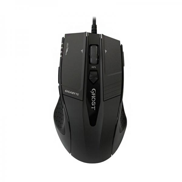 GIGABYTE M8000X Wired Gaming Mouse - (6000 DPI, Omron Switches, Pro-laser Sensor, 1000Hz Polling Rate)
