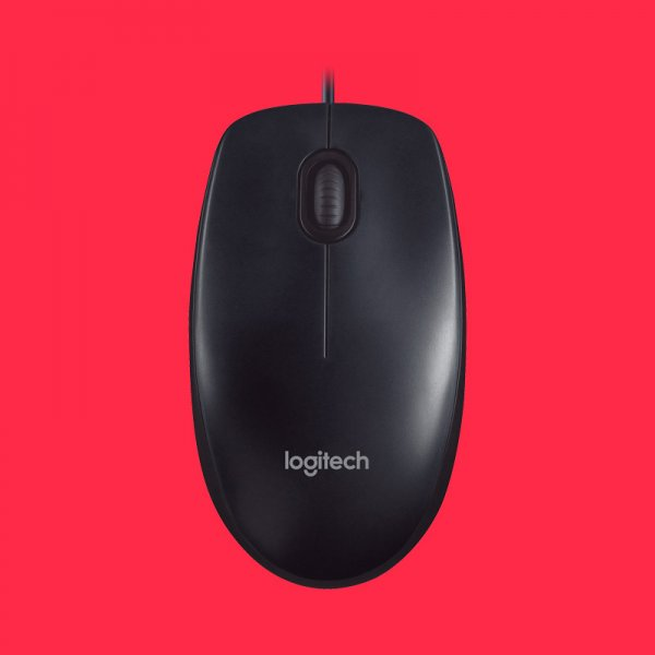 103353be290 Buy LOGITECH M90 Black at Lowest Price in India - www.mdcomputers.in