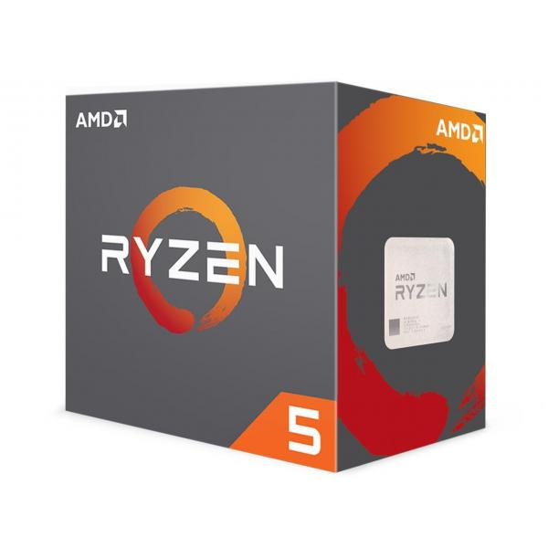 AMD RYZEN 5 1600X Desktop Processor - (6 Core, Up To 4.0 GHz, AM4 Socket, 19MB Cache)
