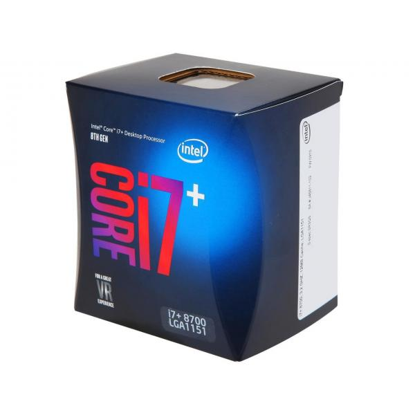 Intel® Core™ i7+8700 With 16GB Intel® Optane™ Memory