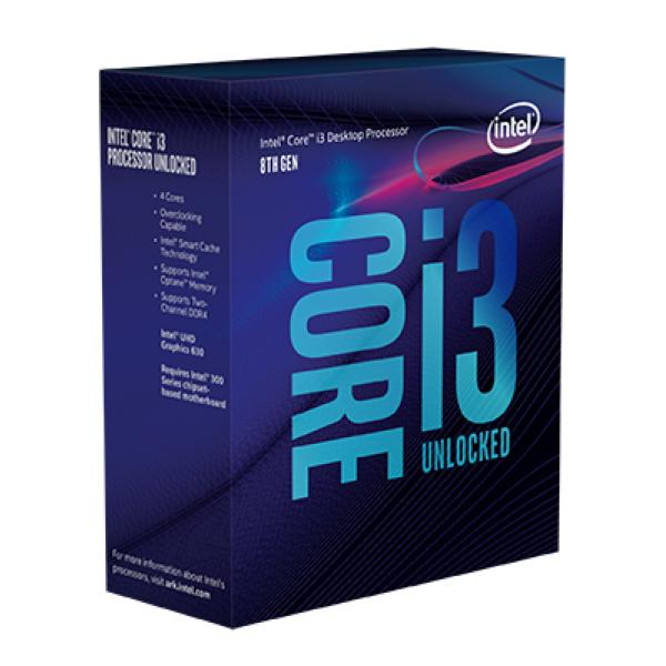 Intel® Core™ i3-8350K Desktop Processor