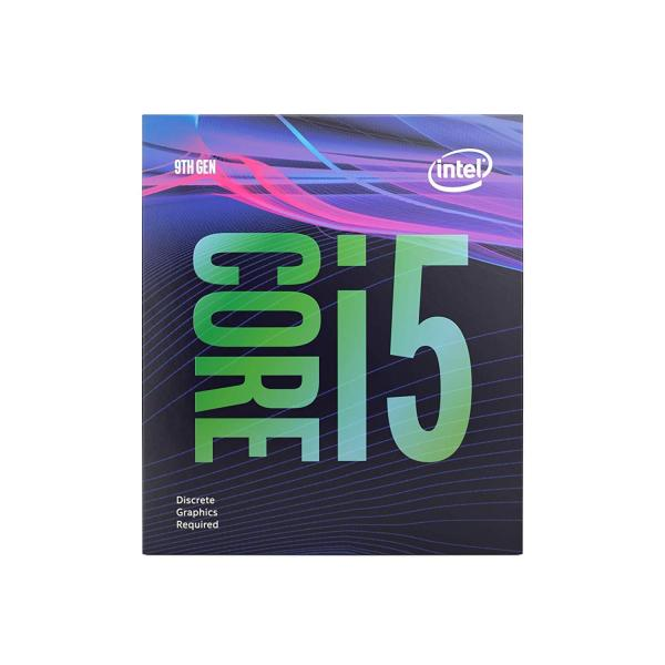 9th Gen Intel® Core™ i5-9400F Desktop Processor 6 Cores up to 4.1GHz Without Processor Graphics LGA 1151 (Intel® 300 Series Chipset) 65W BX80684I59400F