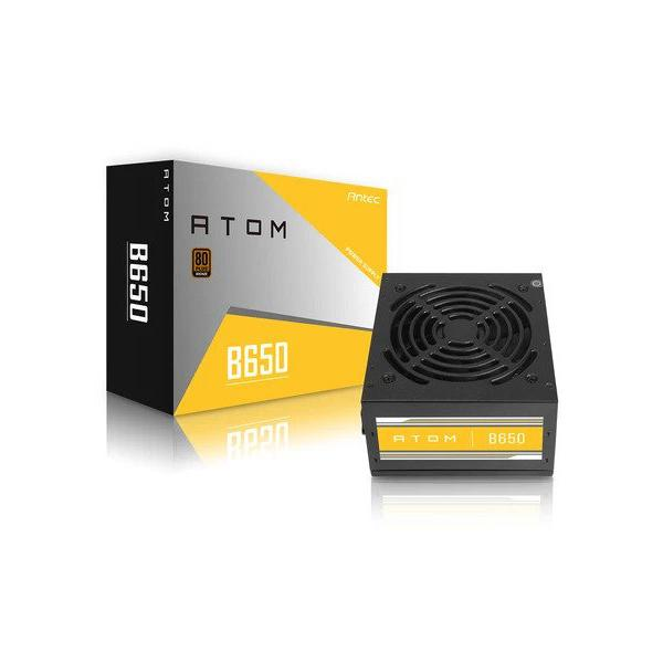 Antec ATOM B650 650 Watt 80 Plus Bronze Certification