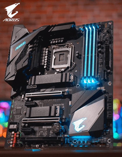 Buy Gigabyte Aorus Gaming Motherboard at Lowest Price In India