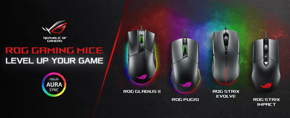 Buy ASUS ROG Gaming Mice at Lowest Price India - Mdcomputers.in