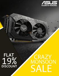 Buy Asus TUF Series Geforce GTX 1660 6GB at Lowest Price in India.