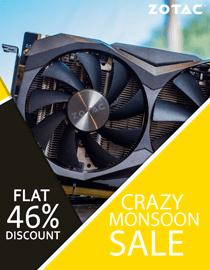 Buy Zotac Geforce GTX 1060 3GB AMP at Lowest Price in India