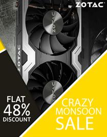 Buy Zotac Geforce GTX 1060 6GB AMP at Lowest Price in India