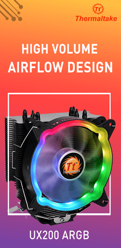 Buy Thermaltake UX200 ARGB at Lowest Price in India