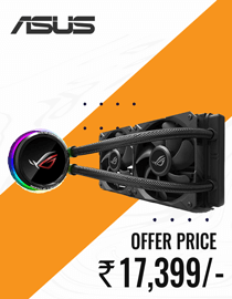 Buy Asus ROG Ryuo 240 at Lowest Price In India